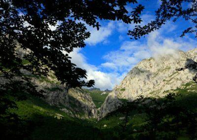 Alojamiento romántico asturias