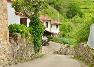 apartamento rural en Asturias