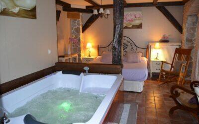 30 hoteles con jacuzzi en Asturias
