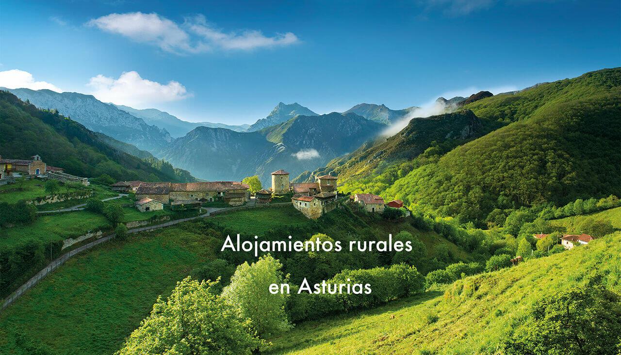 Alojamientos de Asturias