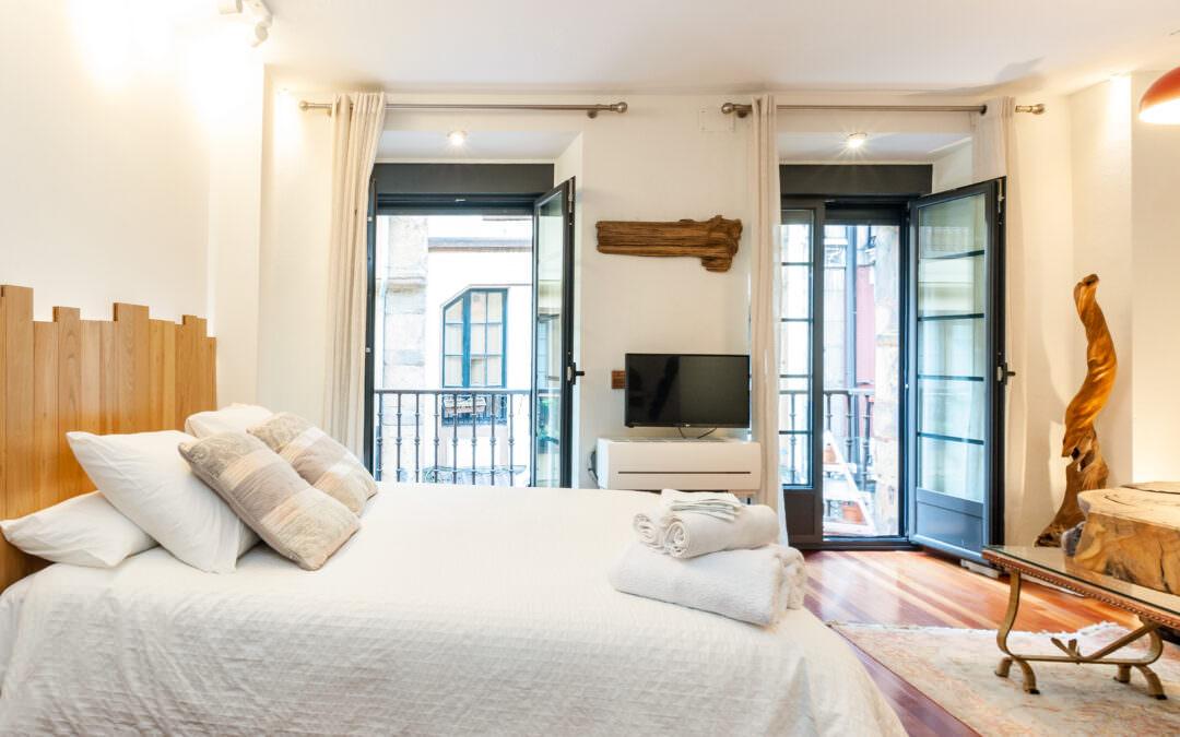 apartamento en Oviedo centro