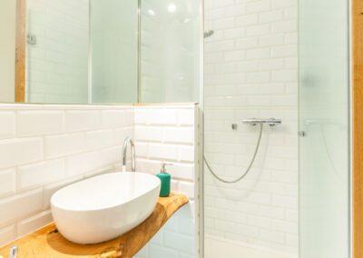Un apartamento distinto: el baño